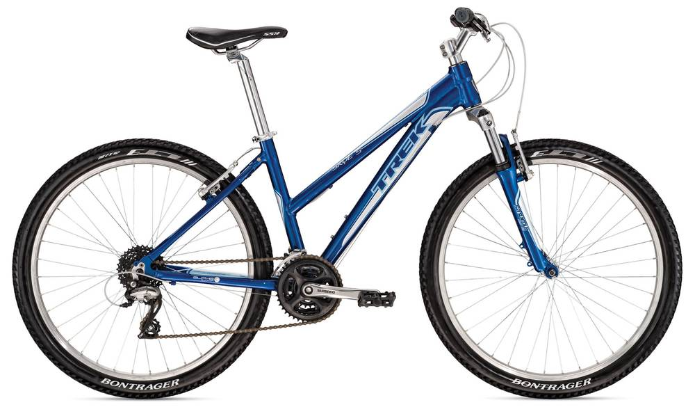 Велосипед TREK Skye S blue