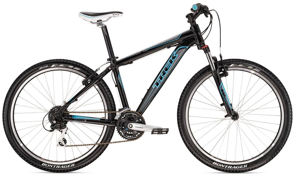 Велосипед TREK Skye SL black