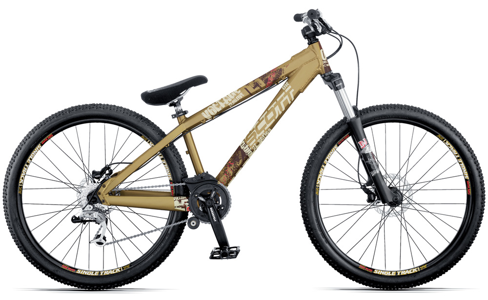 Велосипед SCOTT Voltage YZ 0,5