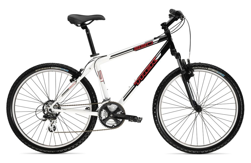 Велосипед TREK 820 black/white