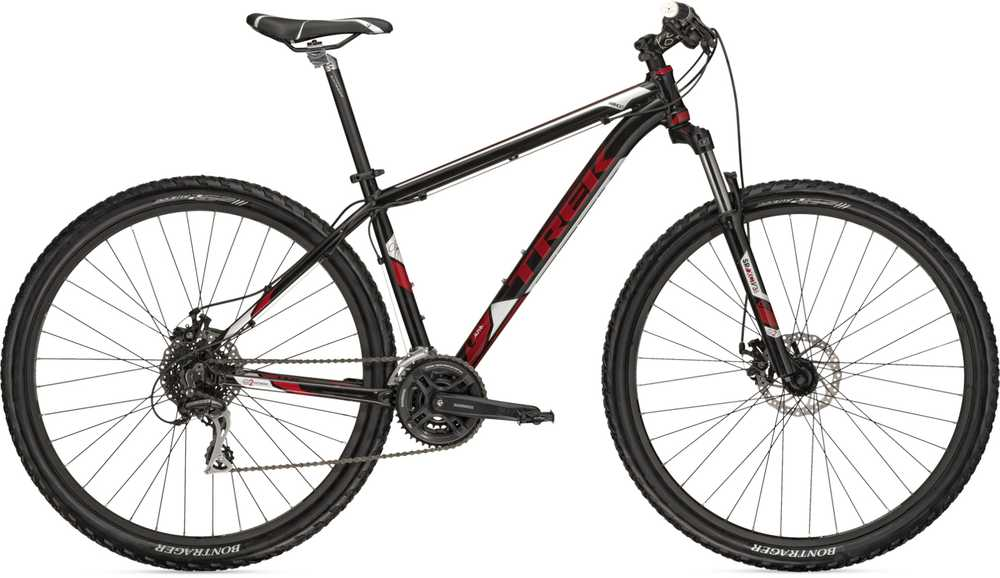 Велосипед TREK Wahoo 29 Disc (сине-белый)