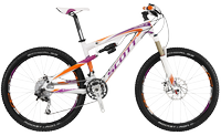 Велосипед SCOTT Contessa Spark RC