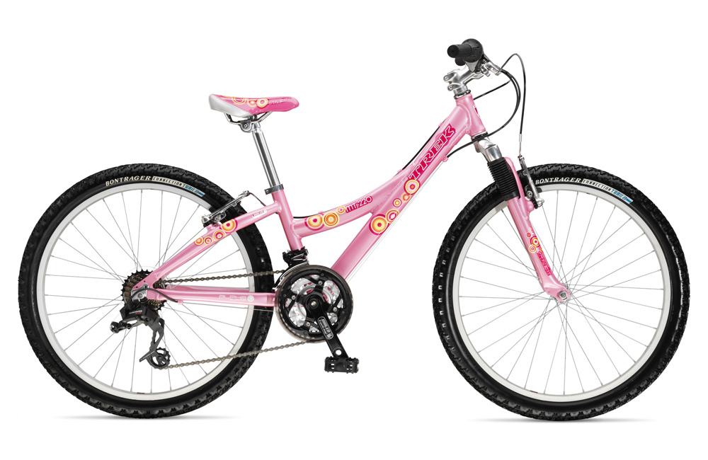 Велосипед TREK MT-220 girls pink