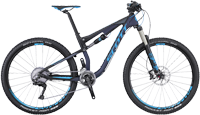 Велосипед SCOTT Contessa Spark 700 RC