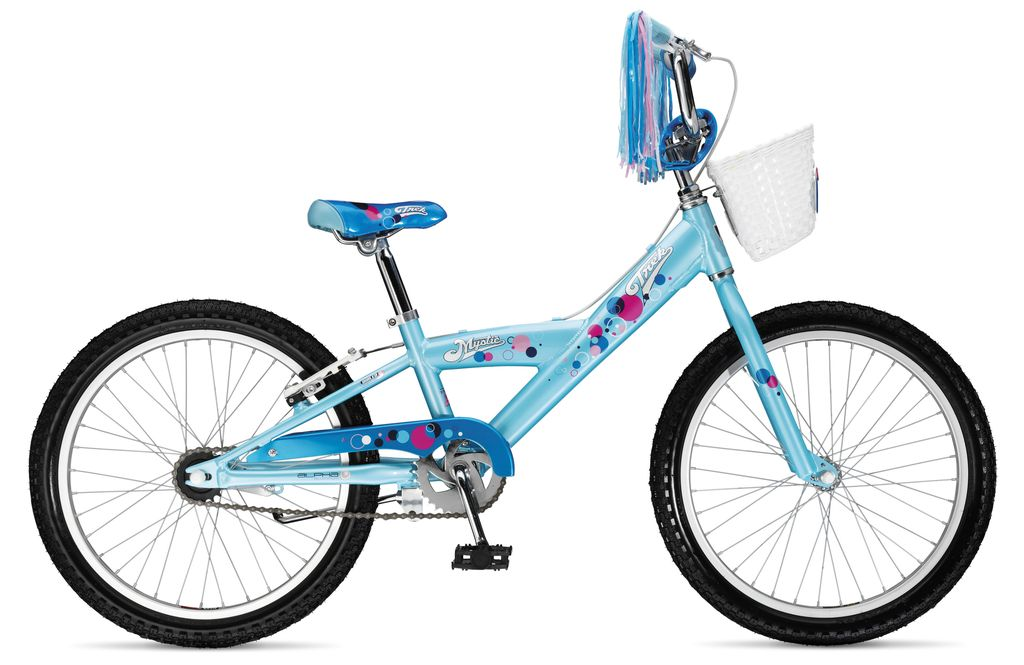 Велосипед TREK Mystic 20 blue