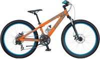 Велосипед SCOTT Voltage JR 24 Disc