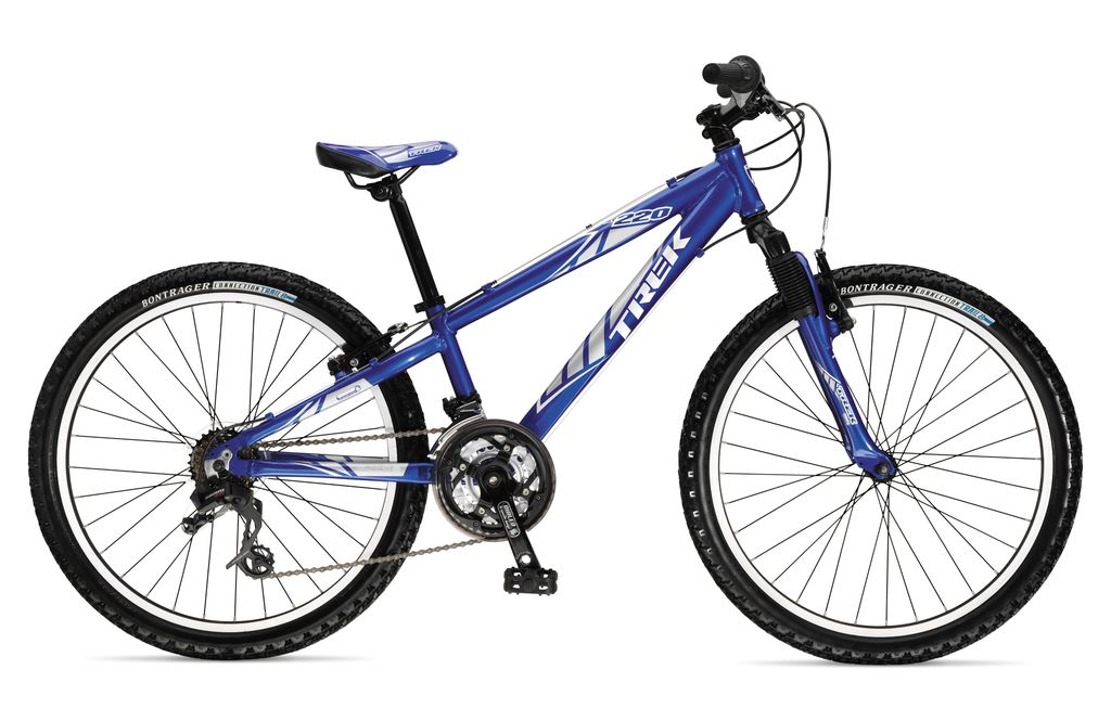 Велосипед TREK MT-220 boys blue