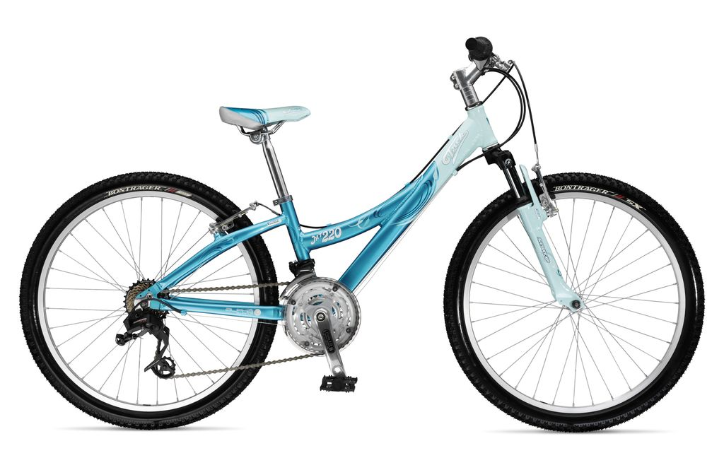 Велосипед TREK MT-220 girls blue