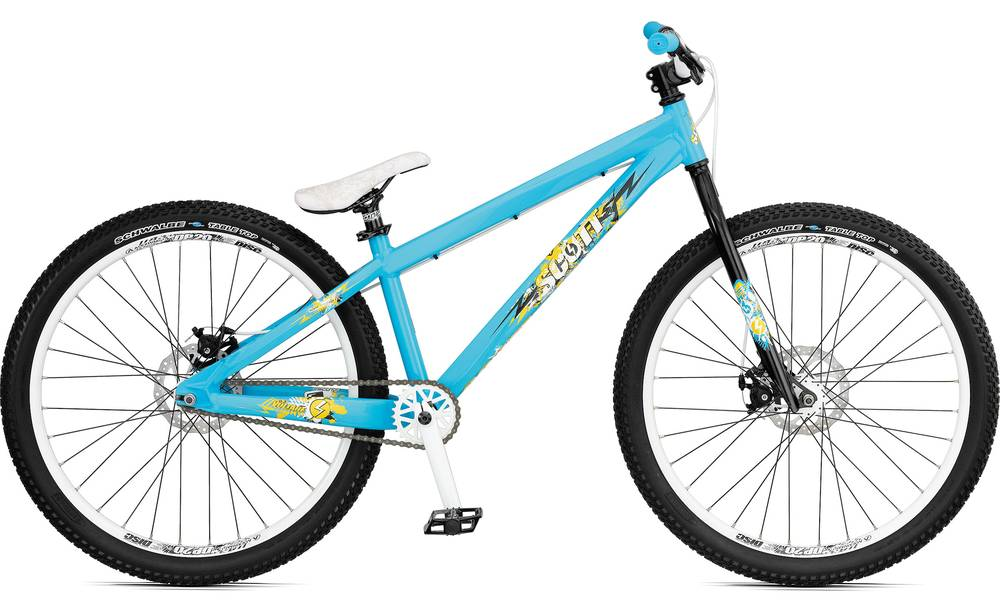 Велосипед SCOTT Voltage YZ 0,3 (disc singlespeed)