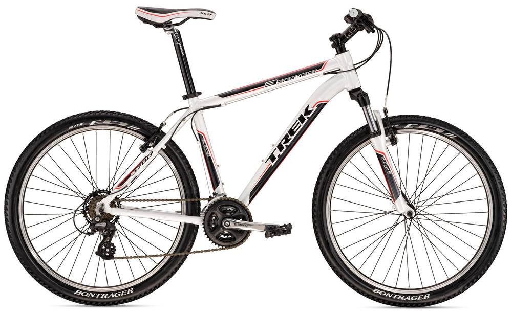 Велосипед TREK 3700 black/white