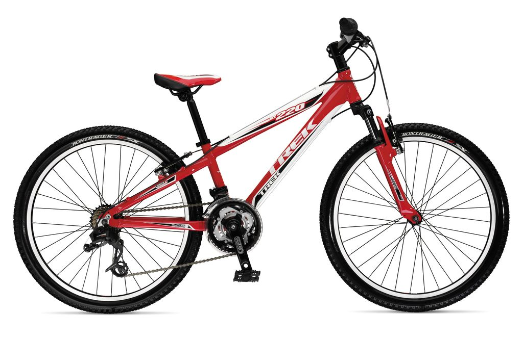 Велосипед TREK MT-220 red pearl