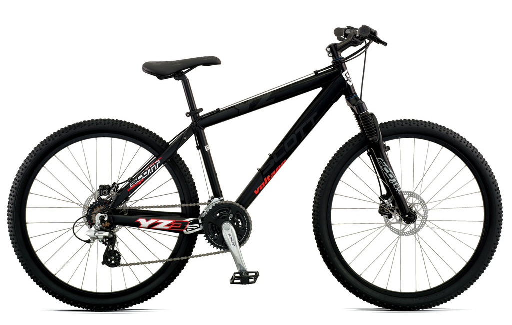 Велосипед SCOTT Yz 3 Disc