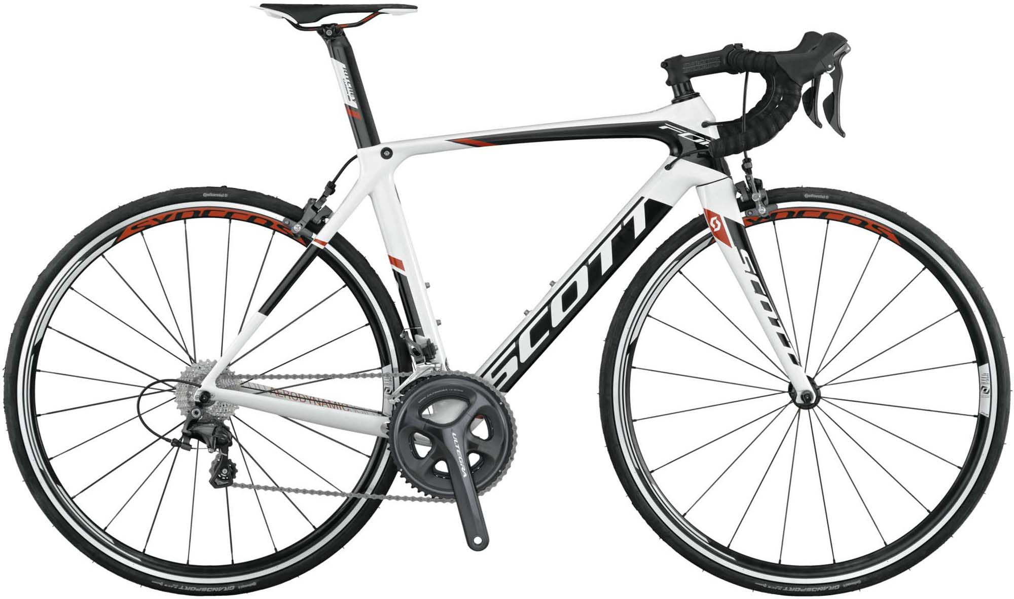 Велосипед SCOTT FOIL 10 CD 22-sp (Ultegra)