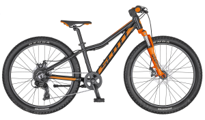 SCOTT Scale 24 disc black/orange (2020)