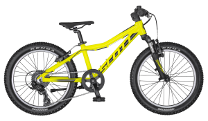 SCOTT Scale 20 yellow/black (2020)