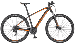 SCOTT Aspect 760 black/orange (2020)
